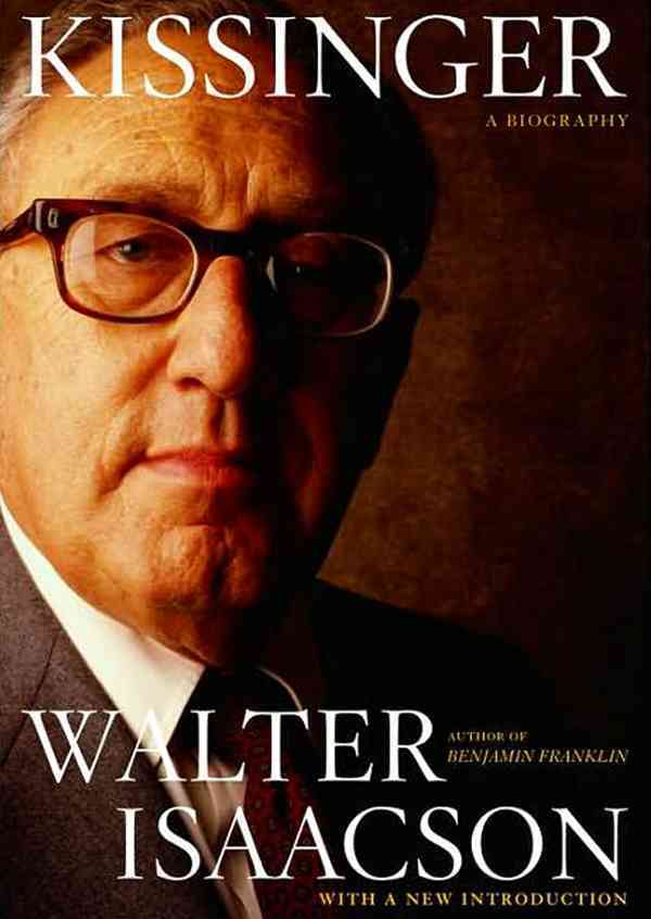 [CD] Kissinger By Isaacson, Walter